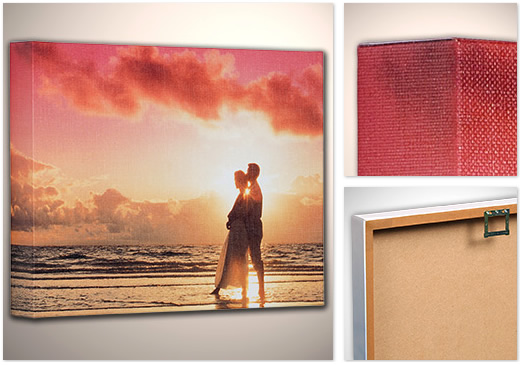 Premium Canvas Wrap Print
